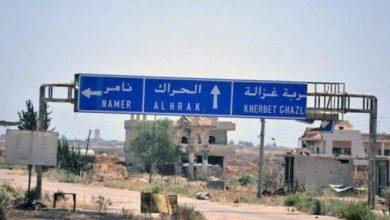 Photo of اللواء الثامن يحاصر حاجزًا لقوات الأسد شرقي درعا..!