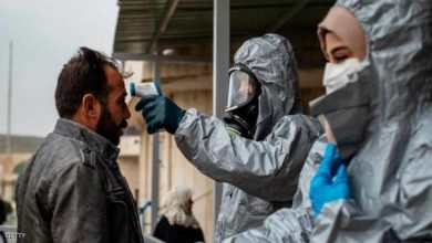"""Photo of توزع إصابات """"كورونا"""" في المحافظات السورية وفقًا لـ """"صحة نظام الأسد"""""""
