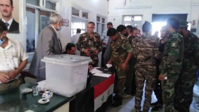 Photo of نظام الأسد يخالف دستوره.. ويسمح للعسكريين بالانتخاب في درعا