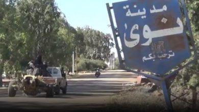 Photo of بعد قتلهم مدنياً في نوى.. رد عنيف على قوات الأسد