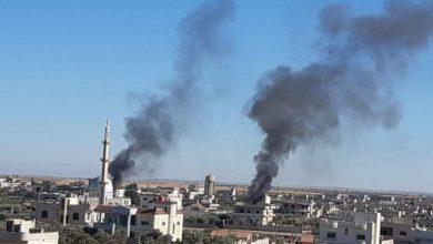 Photo of توتر في بلدة أم ولد شرقي درعا على خلفية حملة دهم واعتقال للأمن العسكري