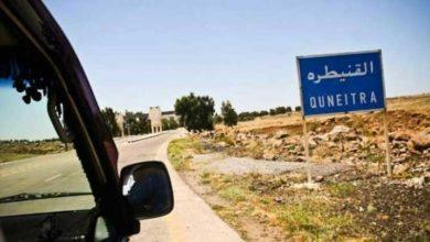 Photo of توتر في ريف القنيطرة لاعتقال شاب على حاجز لقوات الأسد