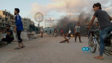 Photo of التقرير الإحصائي الشامل للانتهاكات في محافظة درعا خلال شهر آب/أغسطس 2020