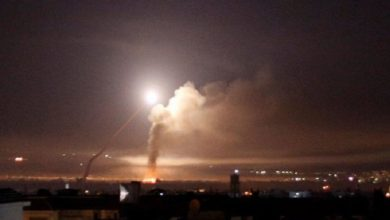 صورة أبرز النقاط التي استهدفتها إسرائيل أمس
