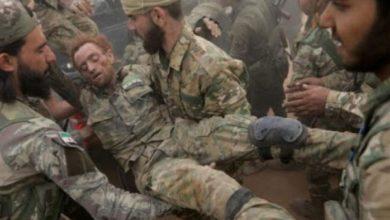 صورة مِهنة الارتزاق إحدى دعائم استقرار الإرهاب
