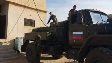 صورة لماذا توزع روسيا المواد الإغاثية في الجنوب السوري؟
