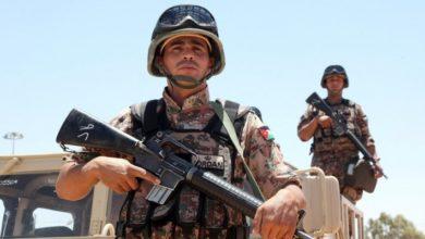 صورة الأردن يحبط عملية تهريب مواد مخدّرة من الأراضي السورية